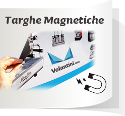 Targhe Magnetiche