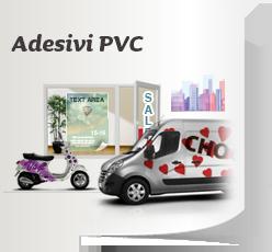 PVC adesivo