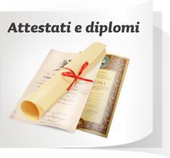 Attestati e Diplomi
