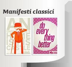 Manifesti Classici