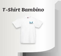 T-shirt Bimbi Personalizzate