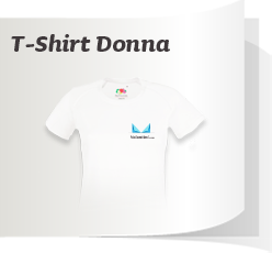 T-shirt Donna Personalizzate