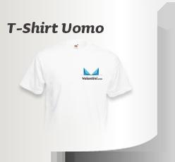 T-shirt Uomo Personalizzate