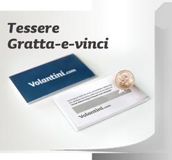 Tessere Gratta e Vinci