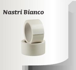 Nastro adesivo Bianco