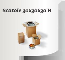 Scatola 300x300x300H