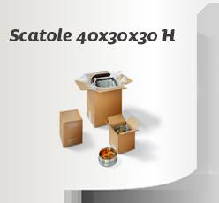 Scatola 400x300x300H