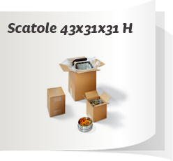 Scatola 430x310x315H
