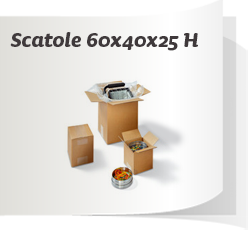 Scatola 600x400x250H
