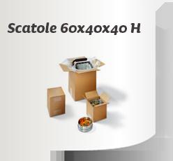 Scatola 600x400x400H