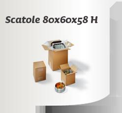 Scatola 800x600x580H