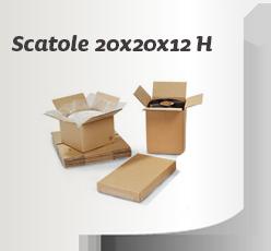 Scatola 200x200x120H