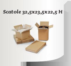 Scatola 325x235x225H