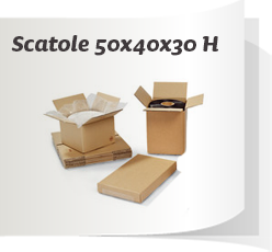 Scatola 500x400x300H