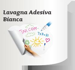 Lavagna Bianca Adesiva