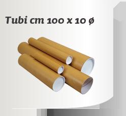 Tubi cm. 1000x100 diam.