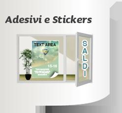 Adesivi e Stickers