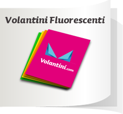 Volantini Fluorescenti