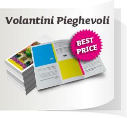 Volantini Pieghevoli