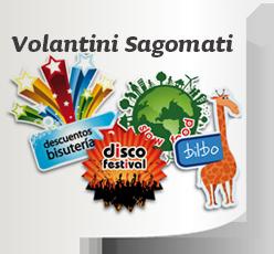 Volantini Sagomati